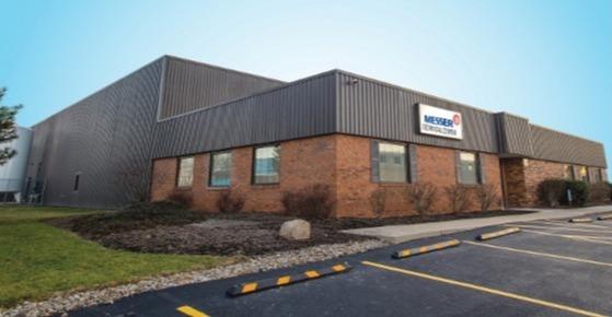 Messer Cleveland Technical Center-1