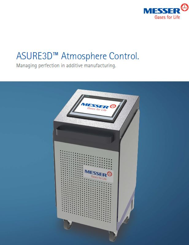ASURE3D™ Atmosphere Control