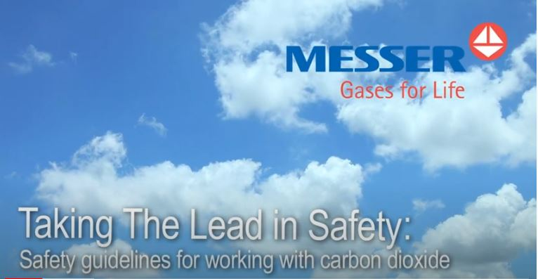 Safety Guidelines for Working with Carbon Dioxide