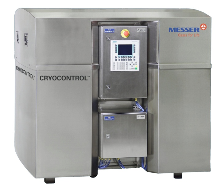 CRYOCONTROL PX50 and PX100-1