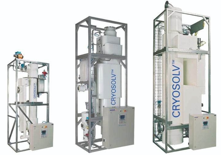 Messer CRYOSOLV VEC System