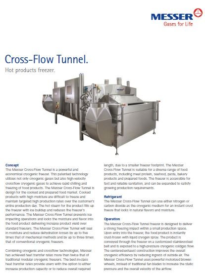Cross-Flow Tunnel