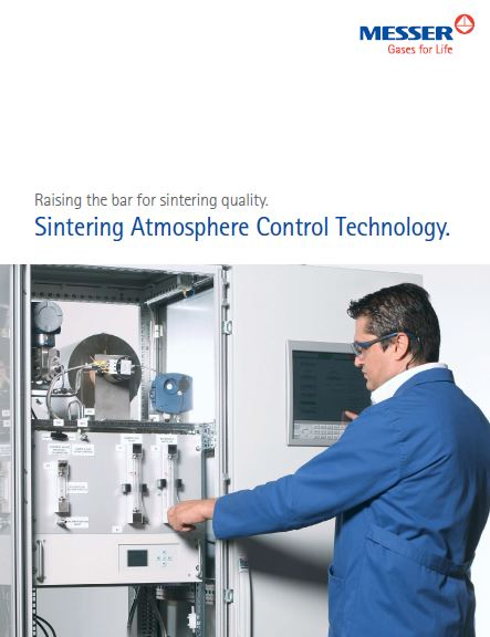 Sintering Atmosphere Control Technology