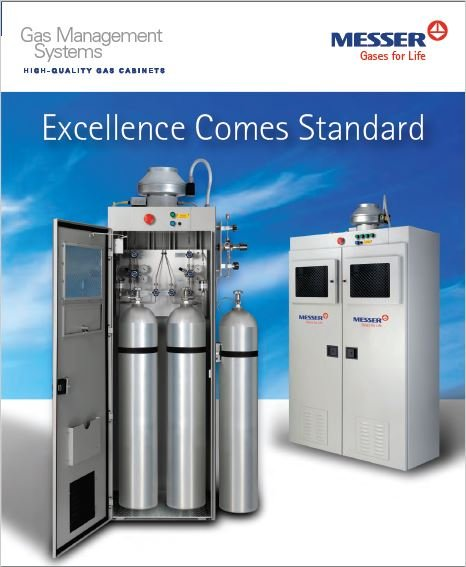 High-quality Gas Cabinets