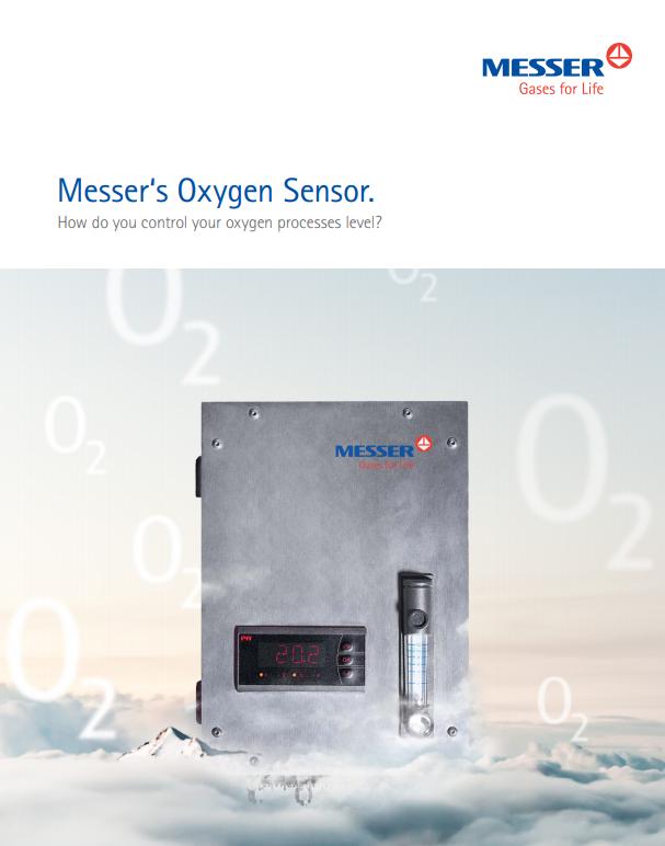 Messer's Oxygen Sensor