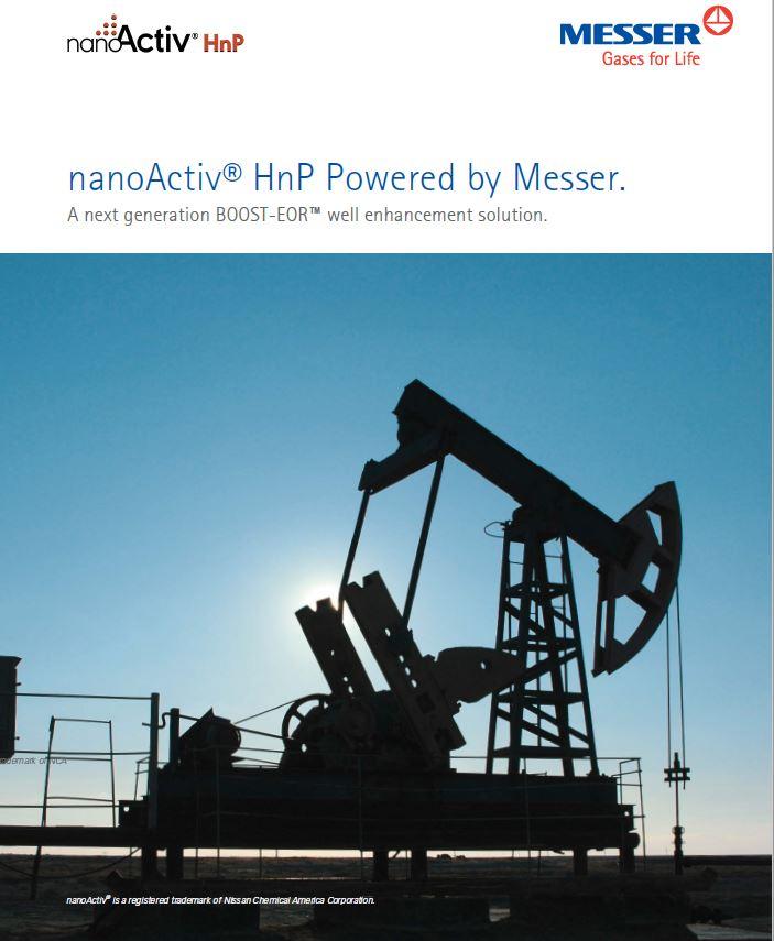 nanoActiv® HnP Powered by Messer