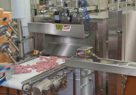 Impingement Freezer from Messer Helps Double Line Capacity for Kayem al fresco Chicken Sausage