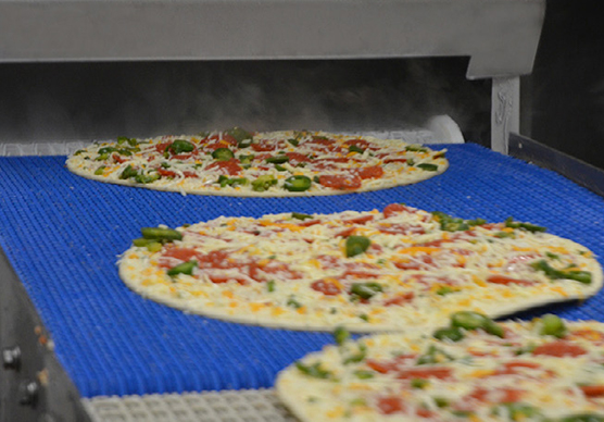 Spiral Freezers from Messer Make Big Impact for Nation Pizza & Foods, LLC.
