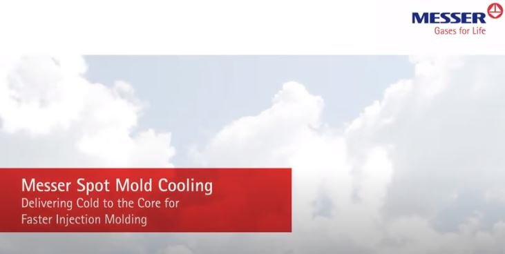 Spot Mold Cooling