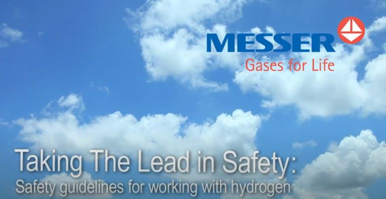 Safety Guidelines for Working with Hydrogen