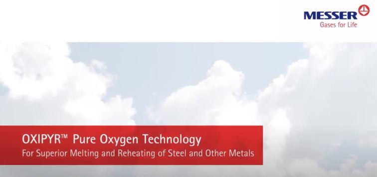 OXIPYR™ Pure Oxygen Technology