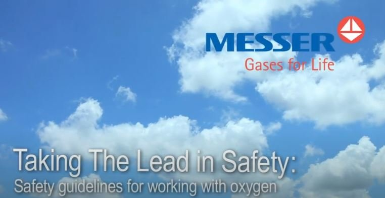 Safety Guidelines for Working with Oxygen